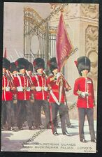 Coldstream Guards Leaving Buckingham Palace, W.G. Wollen (Military B) #46