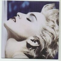 "MADONNA : TRUE BLUE ♦ BONUS 12"" REMIXES ♦ Remastered Album - LA ISLA BONITA"
