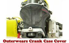 Zenoah G320 Crankcase Cover by Outerwears for Baja 5b 5T Losi 5ive-T DBXL *BLACK