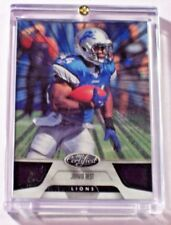 2011 Certified Platinum Black Parallel Jahvid Best 1/1 Lions California Olympics