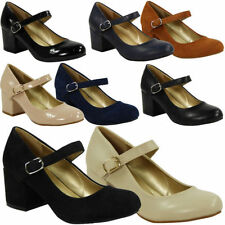 Office Cuban Synthetic Heels for Women