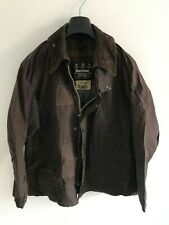 Mens Barbour Bedale wax jacket Brown coat 40 in size Medium / Large M/L