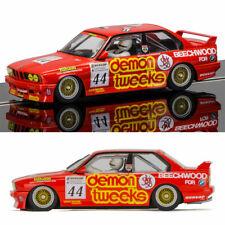 Scalextric C3899 BMW M3 E30 Touring Nurburgring 1988 del DTM coche 1:32 ESCALA en Caja