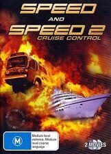 SPEED 1 - 2 : NEW DVD