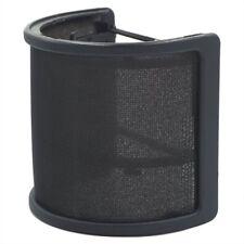 Filtro de Micrófono cubierta de micrófono Parabrisas Escudo De Estudio Montaje Pop pantalla de viento Hazlo tú mismo