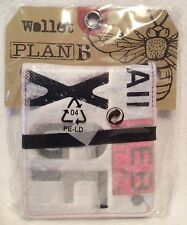 Plan B - Retro - Hawaii Licence Plate Design - Men's Wallet - Brand New