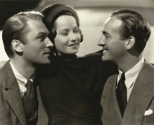 Brian Aherne, David Niven and Merle Oberon photograph - M2596 - Beloved Enemy