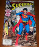 Superman No. 10 Comic Book DC Comics October 1987 by Byrne & Kesel Metropolis