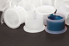 250 Ink Cups with Base Size # 25 for Tattoo Ink