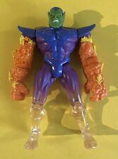 """Marvel 5.25"""" Super Skrull w/Punch Arm Action Figure Fantastic Four Toy Biz 1995"""