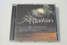 AKHENATON - SOL INVICTUS CD 2001 (IAM) Lino Arsenik Coloquinte