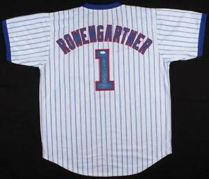 Thomas Ian Nicholas Signed Chicago Cubs Pinstriped Jersey / Rookie of the Year