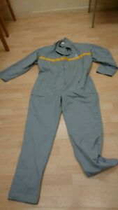Ladies Or Mens Or Kids Ex Renault Use Grey Colour Boilersuit Or Overalls.