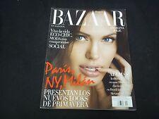 2009 FEBRUARY HARPER'S BAZAAR SPANISH MAGAZINE - ANGELINA JOLIE COVER - O 211
