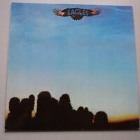 The Eagles - Self Titled Vinyl LP German + Peyote Inner Mid 70's EX+/NM