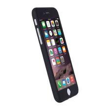 Fundas y carcasas lisos Krusell color principal negro para teléfonos móviles y PDAs