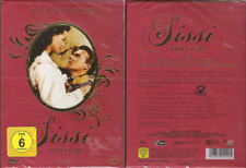 DIE SISSI Trilogie --- Romy Schneider --- Klassiker --- alle 3 Kinofilme ---