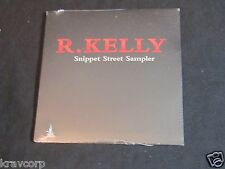 R. KELLY 'TP-2.COM SAMPLER' 2000 PROMO CD—SEALED