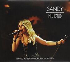 Sandy - Meu Canto: Ao Vivo No Teatro Municipal De Niteroi [New CD] Brazil - Impo