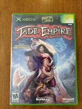 Jade Empire (Microsoft Xbox, 2005) GOOD, DISC NEAR MINT, NO MANUA