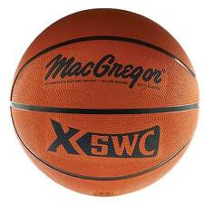 "MacGregor® Intermediate Size (28.5"") Rubber Basketball"