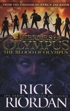 The Blood of Olympus (Heroes of Olympus Book 5) Rick Riordan