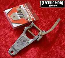 Aged Bigsby B7 Vibramate V7 Kit Vibrato Aluminum Relic Tremolo (Gibson Les Paul)