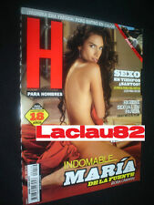 Maria De La Fuente #119 Revista H Para Hombres Mexican Complete Your Collection