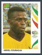 PANINI FIFA WORLD CUP-GERMANY 2006- #523-TOGO-ABDEL COUBADJA