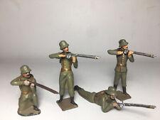 CBG Mignot Ancien : WWI - Soldats Allemands au feu (1916)