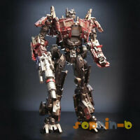 Custom Paint Transformed Movie Optimus Prime H6003 Battle Damaged 30CM Bumblebee