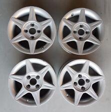 4x Borbet Alufelgen FC50325, 5x13 et25, Lk 4x98, KBA 42568 Fiat sei-/cinquecento