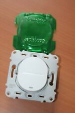 Poussoir LED Schneider Ovalis 10a Plaque S260276