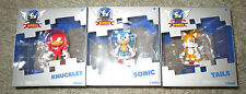 SONIC THE HEDGEHOG 25th ANNIVERSARY FIGURE SET KNUCKLES TAILS
