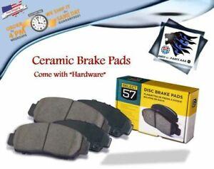 FRONT CERAMIC BRAKE PAD SET FOR 02-15 ES330,AVALON,CAMRY,SOLARA,TACOMA (906A)