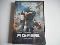 DVD NEUF - MISFIRE - G. DANIELS / V. VASQUEZ / M. GRECO -  ZONE 2