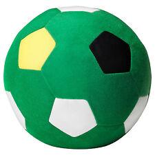 IKEA SPARKA Kids' Green Football Soft Toy (20cm)