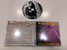 HEROES DEL SILENCIO BUNBURY CD ECUADOR 1998
