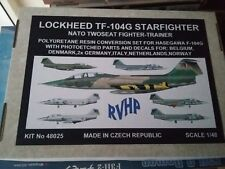 TF-104G conversion set for F-104 Hasegawa