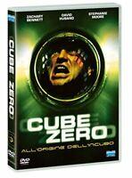 Cube Zero - DVD D007044