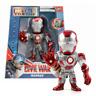 New Captain America Civil War Ironman Metals Die Cast Figure Official
