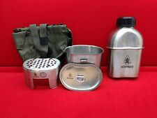 Pathfinder Stainless Steel Canteen Cooking Set - New In Box FREE SHIPPING