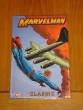 MARVELMAN CLASSIC VOL 1 MARVEL HARDBACK MICK ANGLO COVER 9780785143765