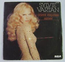 SYLVIE VARTAN (SP 45 Tours)  ORIENT EXPRESS
