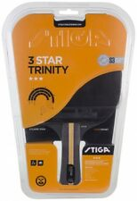 Bate De Tenis De Mesa: Stiga 3-Star Trinity bate