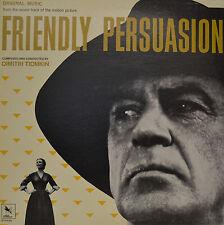 "OST - SOUNDTRACK - FRIENDLY PERSUASION - DIMITRI TIOMKIN 12"" LP (M788)"