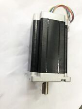 1PC Nema34 Stepper Motor 1700 oz-in 6A Key way shaft CNC Engraving machine