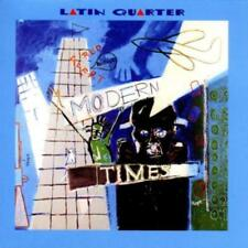 Latin Quarter - Modern Times NEW CD