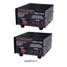 PYRAMID PS8KX AC to DC 8 Amp 12v Fully Regulated Low Ripple Power Supply