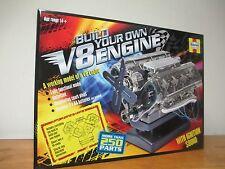 Hyanes Visible V8 Internal Combustion OHC Engine Working Model  Kit